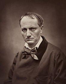 Charles Baudelaire, microrrelato
